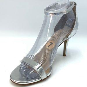 Sam Edelman Size 7 New Women's Silver Metallic